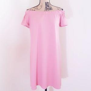 Dresses & Skirts - Off Shoulder Dress Size Large